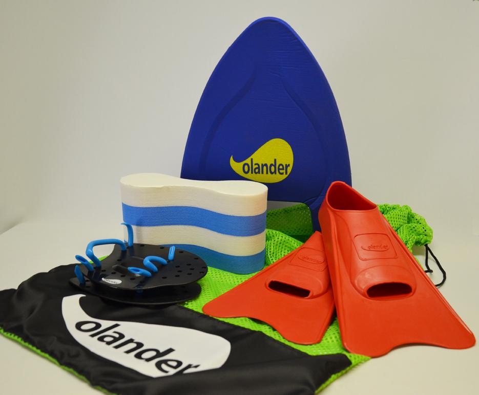 Junior swimming tool pack for Pack swimming
