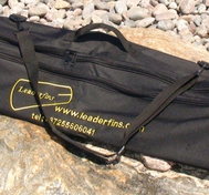 Leaderfin long fin bag