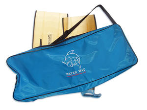 Waterway fin bag